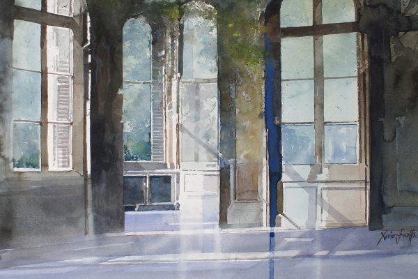 Binnenstebuiten Intérieur-extérieur Fabriano 635g - Ft.76x56cm